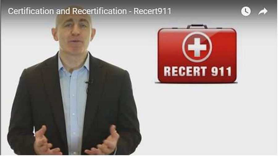 Recert 911 - CPR, ACLS, PALS, and BLS Texas