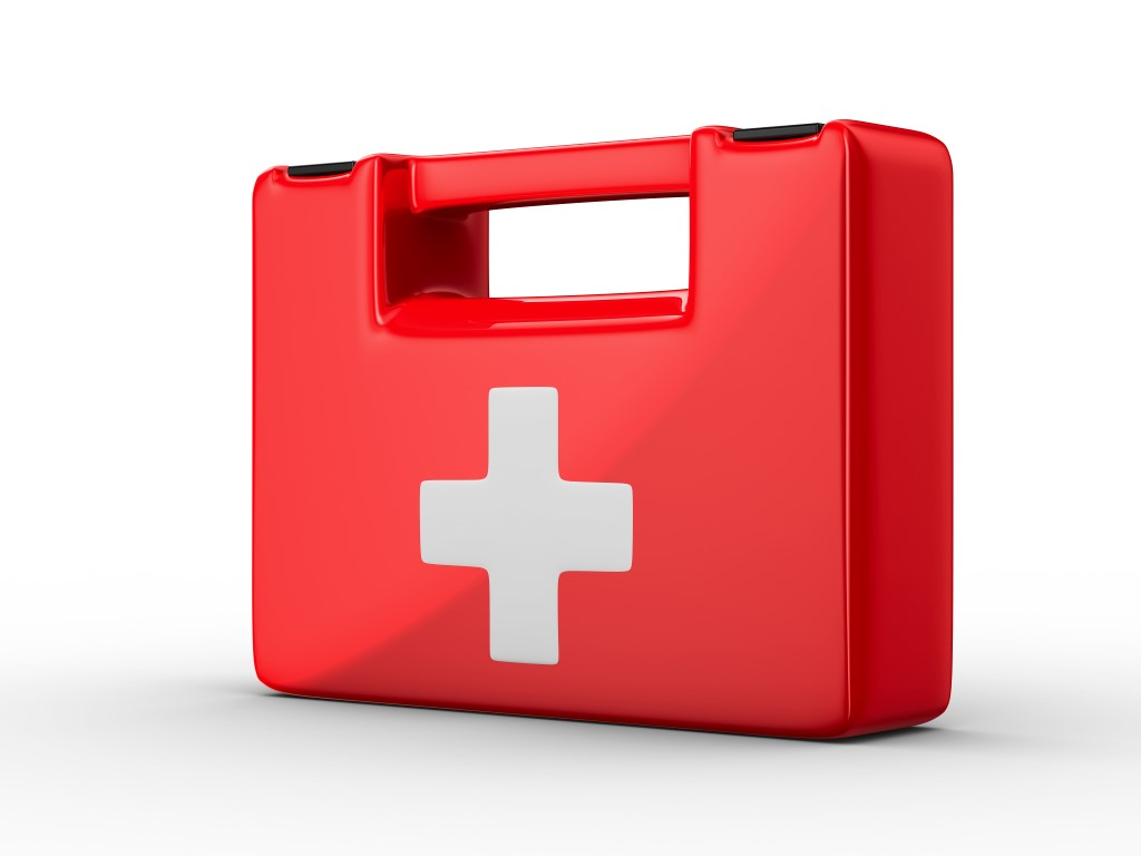 First Aid Kit review