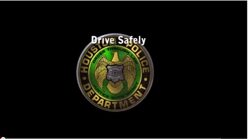 Driving an emergency vehicle