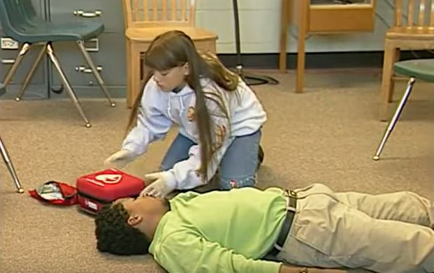 PHILIPS HeartStart Onsite Defibrillator (AED) Training Video