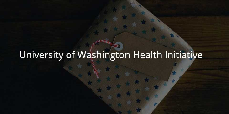 University of Washington Population Health Initiative receives transformative gift from the Bill & Melinda Gates Foundation